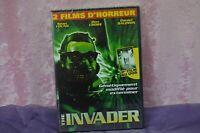 DVD 2 films d'horreur neuf sous blister