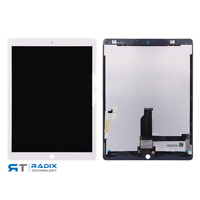 "For iPad Pro 12.9"" Replacement LCD Screen Digitizer Soldered Parts White OEM"