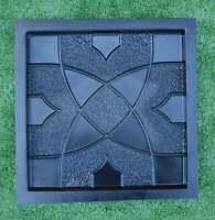 Concrete mold pavers stone patio casting concrete garden path paverment stoneS52