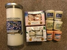 Yankee Candle Pure Essentials Summer Collection New