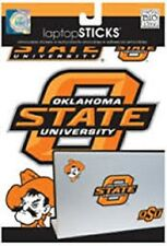 Oklahoma State Laptop Removable Stickers NCAA  College Gift Tablet Cowboys OSU