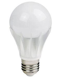 Energy Saving GLS Globe Lantern Light Bulbs 6w LED Screw Cap ES E27 Warm White