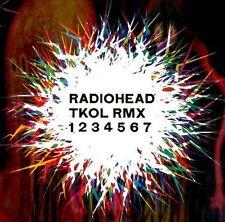 TKOL RMX 1234567 [Digipak] by Radiohead (CD, Oct-2011, 2 Discs, Ticker Tape)