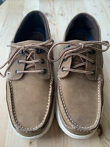 Mens Deck / Boat Shoes Chatham UK10 Not Sebago DuBarry Timberland
