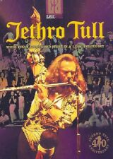 Jethro Tull...their Fully Authorized Story 2 DISC DELUXE SET- DVD/DVD-9/5