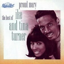 IKE & TINA TURNER / PROUD MARY - THE BEST OF * NEW CD * NEU *