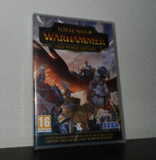 Total War Warhammer: Old World Edition/ SEGA / total war / castellano / NUEVO