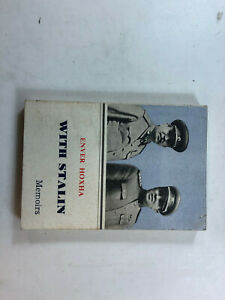 With Stalin: Memoirs by Enver Hoxha - Pub: Nentori - 1981 - Paperback Book