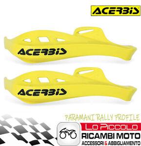 Paramani Acerbis Rally Perfil Amarillo 060 + Kit de Montaje