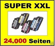 4 x Cartouche d'encre pour HP Color LaserJet 3700 3700n DN remplace 311A Q2670A