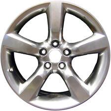 """Nissan 350Z 2005-2009 18"""" 5 SPOKE REAR  FACTORY OEM WHEEL RIM C 62456"""