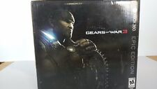 Gears of War 3 -- Epic Edition (Microsoft Xbox 360, 2011) USED PERFECT CONDITION