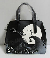 Nightmare Before Christmas Jack Loungefly Limited Edition Satchel Shoulder Bag