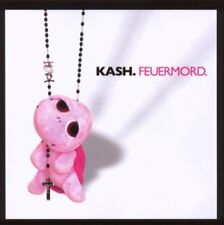 Kash - Feuermord +2 BONUSVIDEOS CD NEU OVP