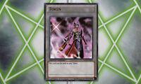 Emissary of Darkness Gorz Token LC03-EN005 Ultra Rare Ltd Ed YuGiOh Card Mint