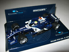 1:43 Williams coswoth fw28 2006 M. Webber 400060009 Minichamps OVP NEW