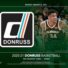 2020-21 Panini Donruss Basketball - Pick Your Card - Complete Your Set