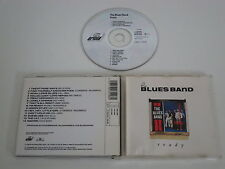 THE BLUES BAND/READY(ARIOLA 260 498) CD ALBUM
