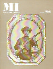 Military Images Magazine Mar.98 Shilo Santiago Western Soldiers Indian Wars Ute