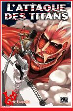 L'attaque des Titans T01 (hajime Isayama) | Pika