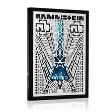 RAMMSTEIN - RAMMSTEIN: PARIS (STANDARD EDITION )   DVD NEW+