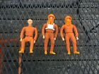 Vintage 1976 Space 1999 EAGLE ONE with 3 Figures MOST Parts