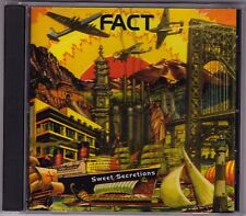 Fact - Sweet Secretions - CD (Siren 72 1996)