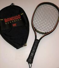 Bandido Graphite Racket Dp Fit For Life