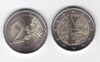 PORTUGAL - NEW ISSUE BIMETAL 2 EURO UNC COIN 2016 YEAR BRIDGE