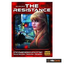 The Resistance 3rd Edition Game By Don Eskridge - Card / Board / Party Game