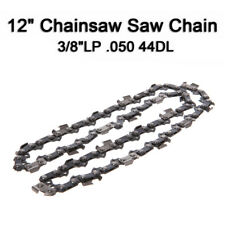 12'' Metal Chainsaw Saw Chain Blade 3/8''LP .050 Gauge 44DL Pole Cut Wood Quick