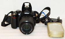 Nikon D Digitalkameras mit Bildstabilisierung