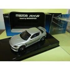 MAZDA SPEED RX-8 Gris AUTOART 1:43
