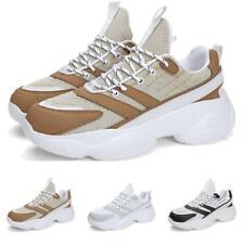 Herrenschuhe Einfach Sportschuhe Schnürung Sneaker Mesh Luftkissen Dämpfung Mode