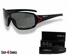 TAG Heuer Racer Sunglasses MATTE BLACK_RED_POLARISED GREY 9201 131 68