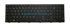 M4JWW Dell French Canadian Keyboard keypad MP13N73CK442 Latitude Vostro Inspiron