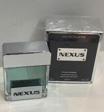 Nexus Pour Homme Men's Cologne By Perfum & Dream 3.4oz Eau De Toilette Spray New