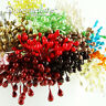 3mm Pearl Effect Double Head Artificial Flower Stamen Craft Millinery Cake