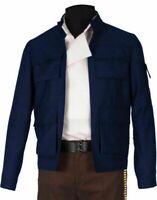 Han Solo Star War Empire Strikes Back Harrison Ford Cotton Fashion Casual Jacket