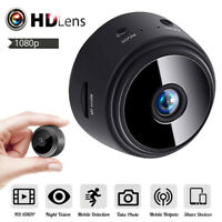 Mini Spy IP Hidden Camera  WiFi Wireless HD 1080P Network Monitor Security Cam