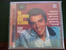 RARE ELVIS PRESLEY CD - THE JAILHOUSE ROCK SESSIONS - MEMORY RECORDS