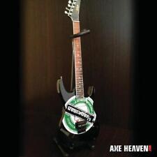 Axe Heaven JH-605   Heineken Hanneman Guitar  Mini ESP