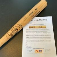 1983 George Bell Rookie Signed Game Used Baseball Bat PSA DNA Toronto Blue Jays