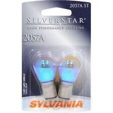 Sylvania Silverstar 2057AST BP Amber Brake Light Blister Pack- Pair