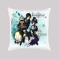 Kuroshitsuji Black Butler Ciel Sebastian Anime cuscino pillow 40X40 cm