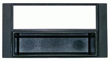 Radio-Rahmen 2ISO-ISO schwarz FORD 07> C-Max >11 - S-Max Focus '05>11 - Fusion