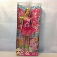 Barbie Doll Fairy with Wings in Pink year 2012