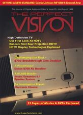Conrad Johnson MF-5600 Original Power Amp Brochure