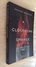 A Clockwork Orange by Anthony Burgess Paperback Book Classic Literature English