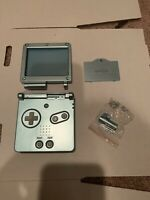 Teal Blue Housing Shell Button Replace for Nintendo Game Boy Advance SP GBA SP